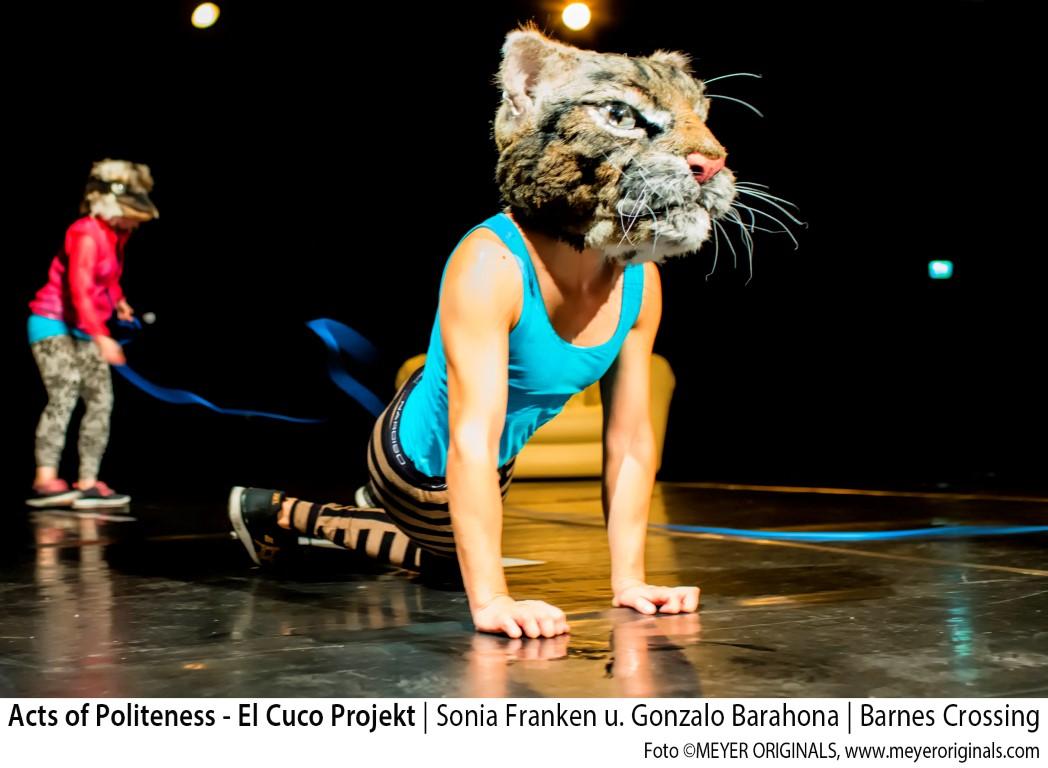 Acts of Politeness - El Cuco Projekt