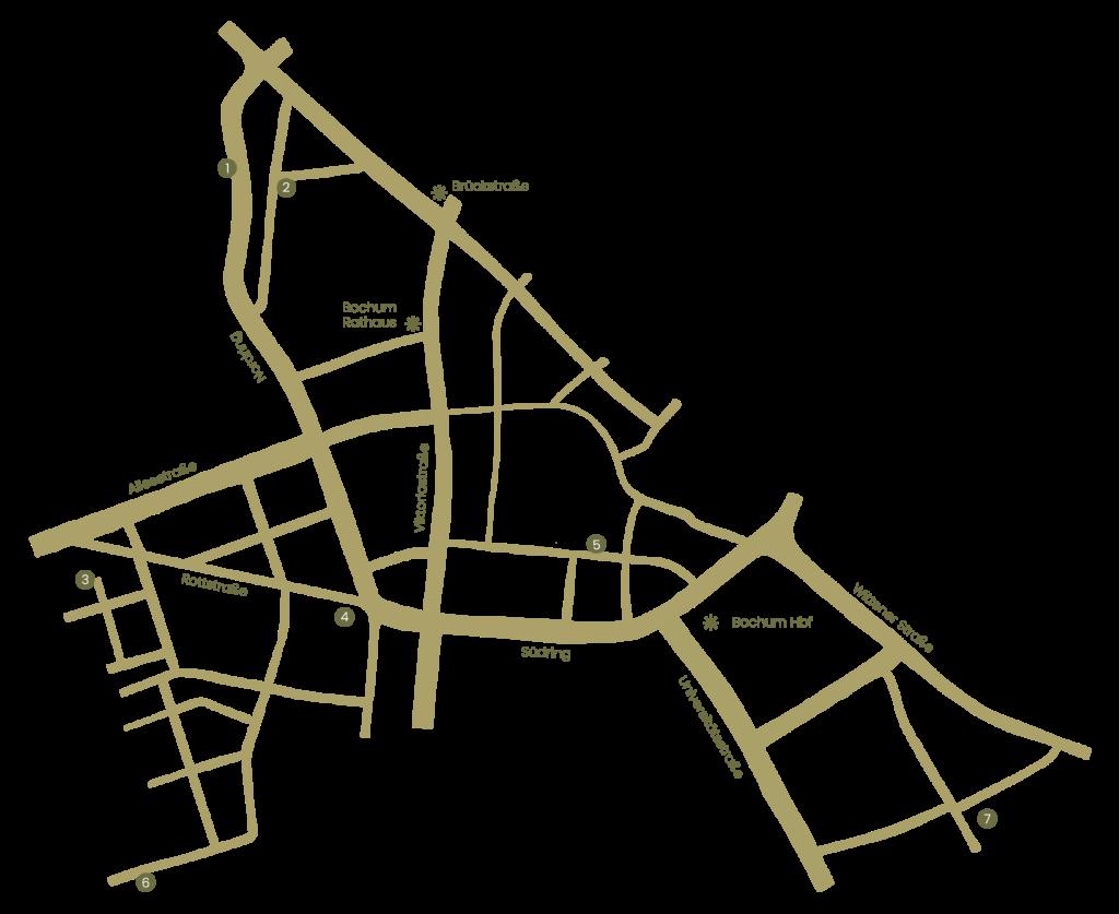 Veranstaltungsorte ZeitZeug_Festival 2021